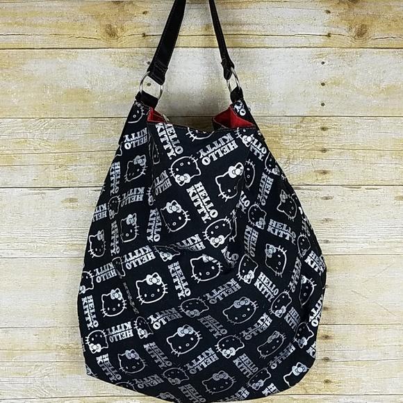 729995543 Hello Kitty Bags | Large Tote Bag Handbag | Poshmark